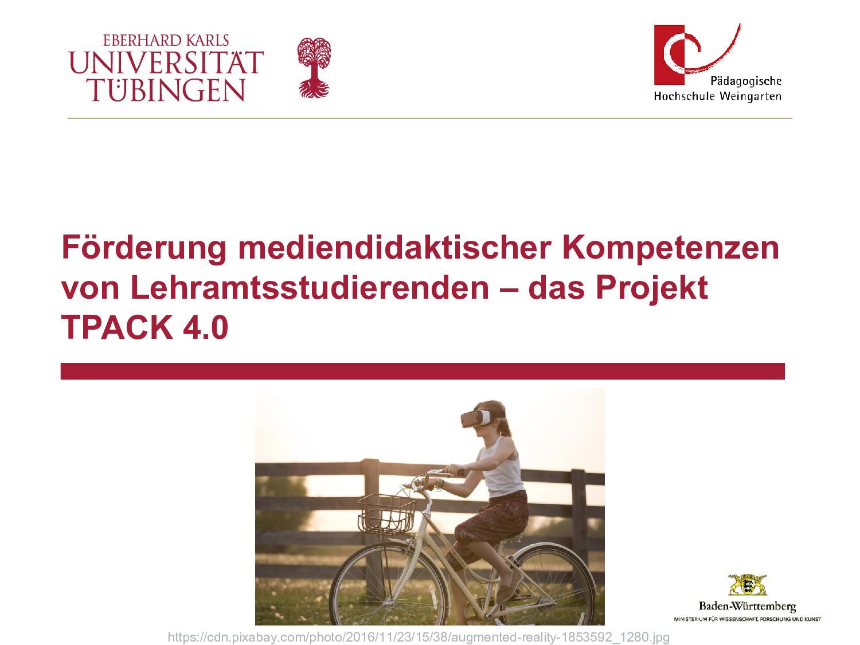 Slides: Jun.-Prof. Dr. Sarah Lukas & Jun.-Prof. Dr. Andreas Lachner