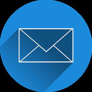 Das Bild zeigt einen Briefumschlag