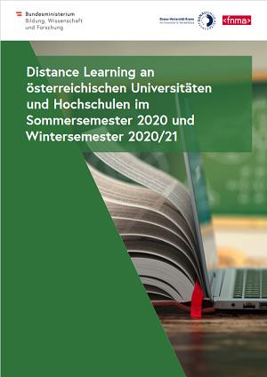 Studie zu Distance Learning an österreichischen Universitäten und Hochschulen