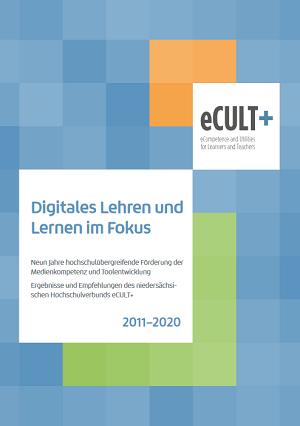 Broschüre von eCULT+