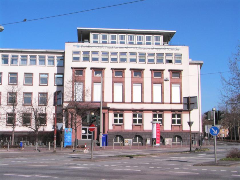 Stellen Aktuell Uni Frankfurt