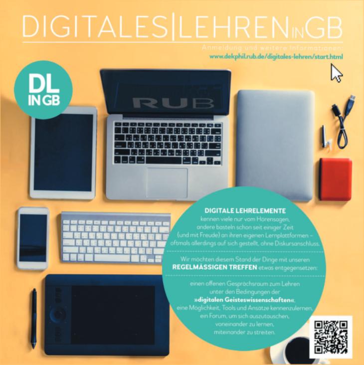 Digitales Lehren in GB – ein kollegiales Gesprächsforum