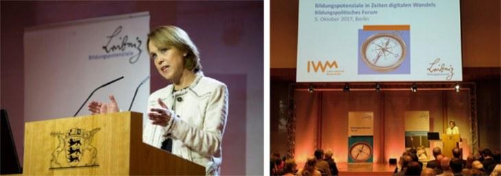 Petra Olschowski, Staatssekretärin im Ministerium für Wissenschaft, Forschung und Kunst in Baden-Württemberg
