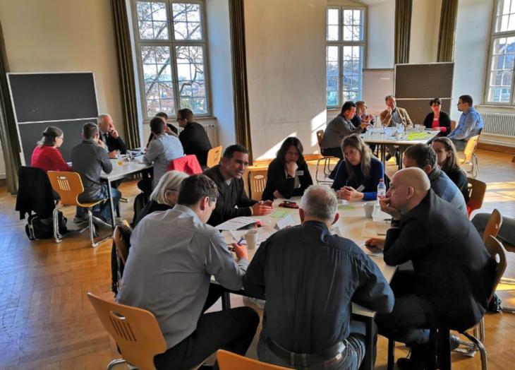 Peer-to-Peer-Beratung an der PHW