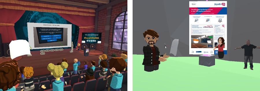 Eindrücke aus der Tagung
