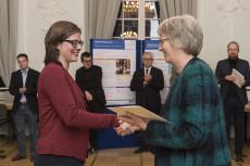 Verleihung des E-Teaching-Zertifikats