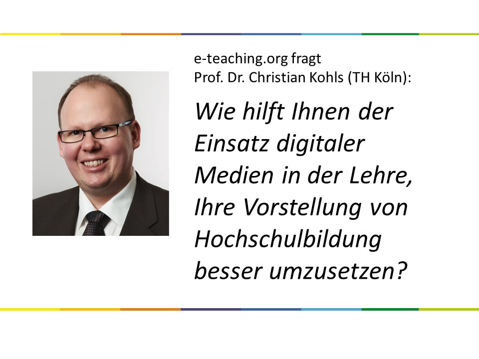 Christian Kohls