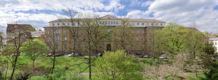 IWM Gebäude Bildquelle: Grasshopper Films
