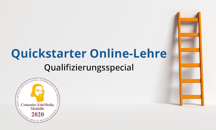 quickstarte online-lehre